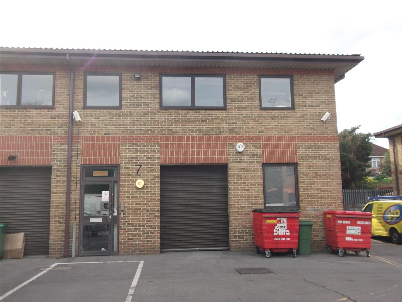 Unit 7 Rufus Business Centre